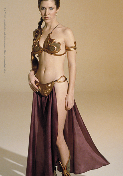 leia slave costume Princess