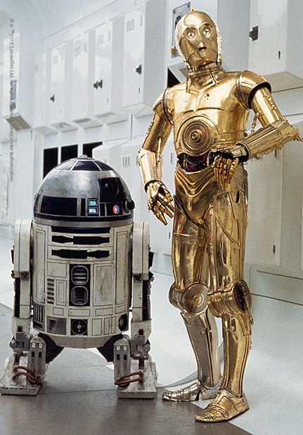R2d2 And C3po Costumes R2-D2 and C-3PO Costum...